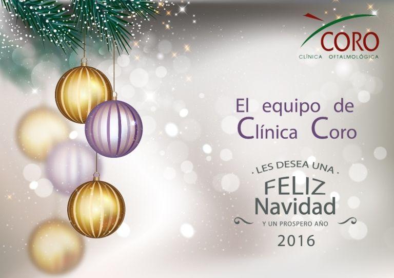 Felicitación Navidad 2016