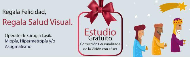 Regala Felicidad, Regala Salud Visual