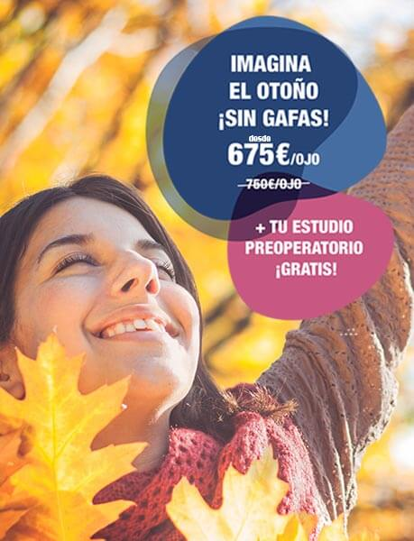 oferta otoño clinica oftalmologica coro madrid